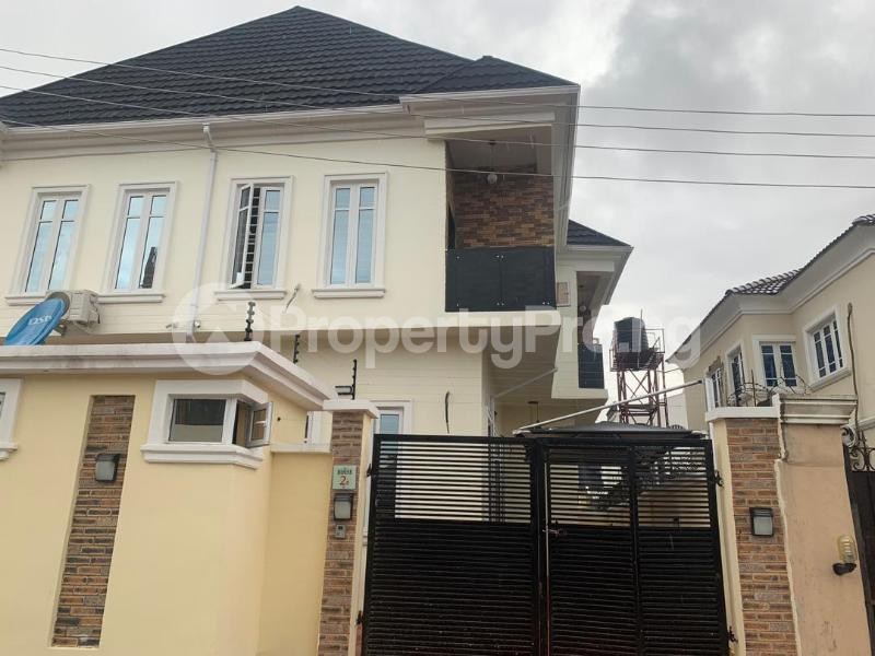 4 bedroom Semi Detached Duplex House for sale Agungi Axis Agungi Lekki Lagos - 4