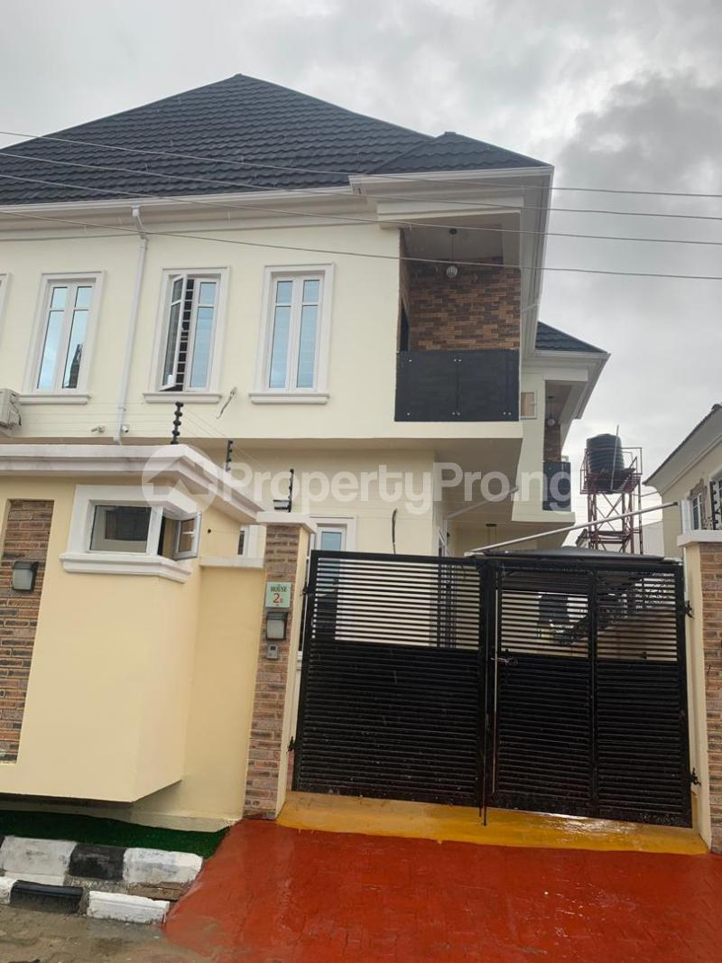 4 bedroom Semi Detached Duplex House for sale Agungi Axis Agungi Lekki Lagos - 5