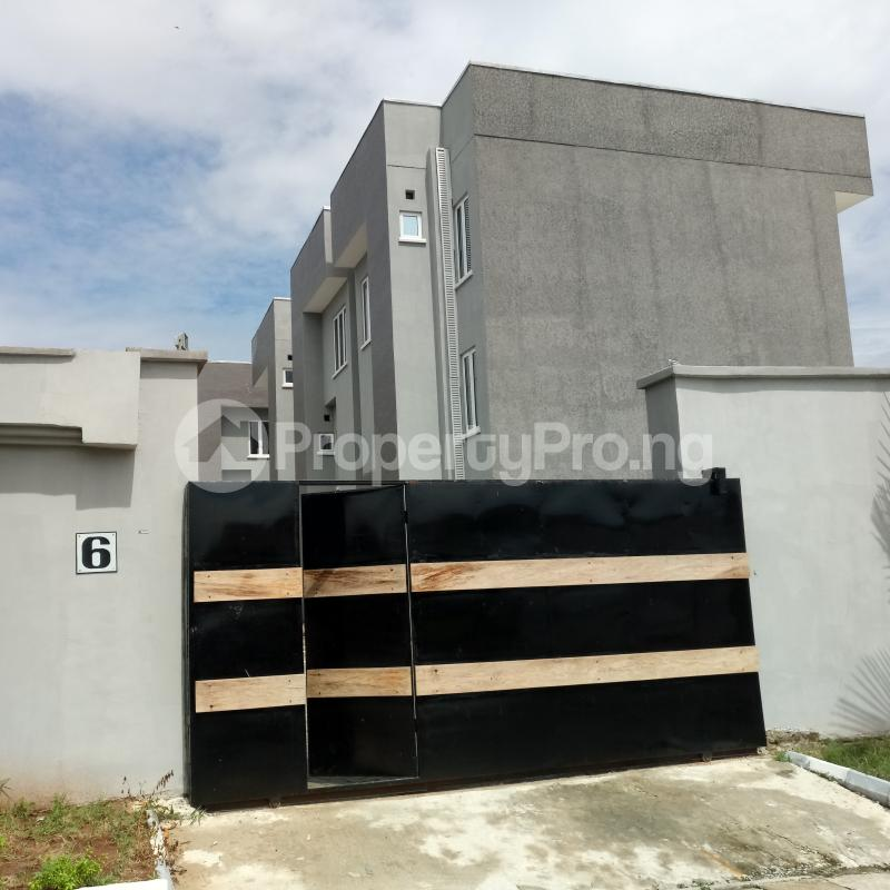 4 bedroom Terraced Duplex House for sale Osborne Foreshore Estate Osborne Foreshore Estate Ikoyi Lagos - 8
