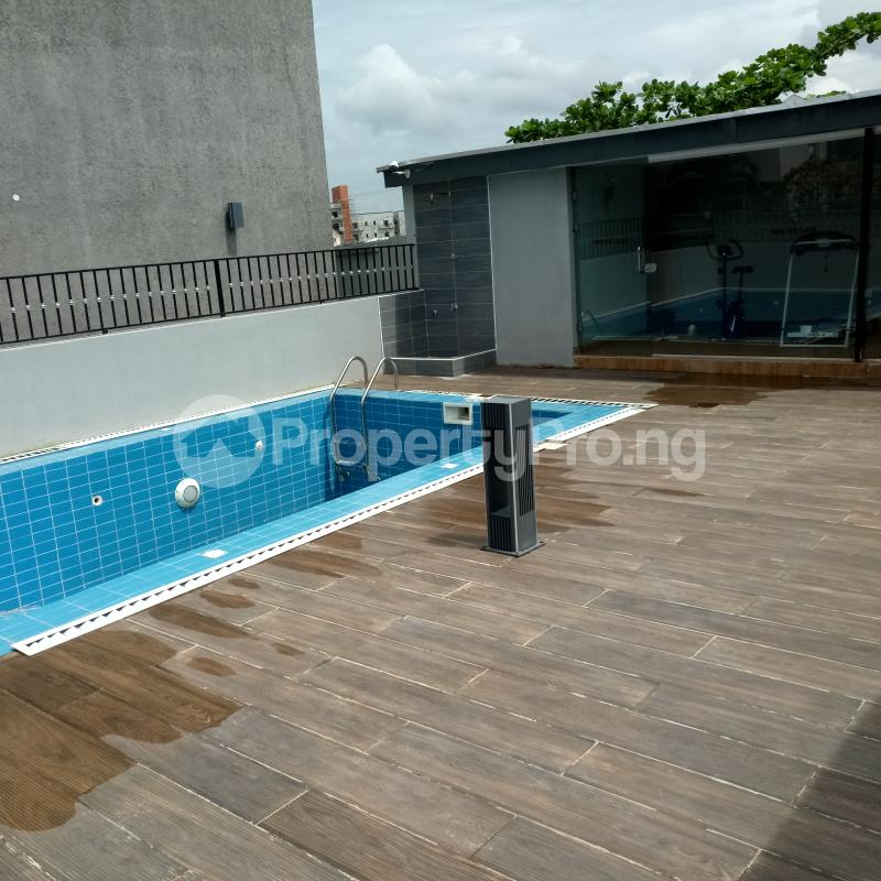 4 bedroom Terraced Duplex House for sale Osborne Foreshore Estate Osborne Foreshore Estate Ikoyi Lagos - 7