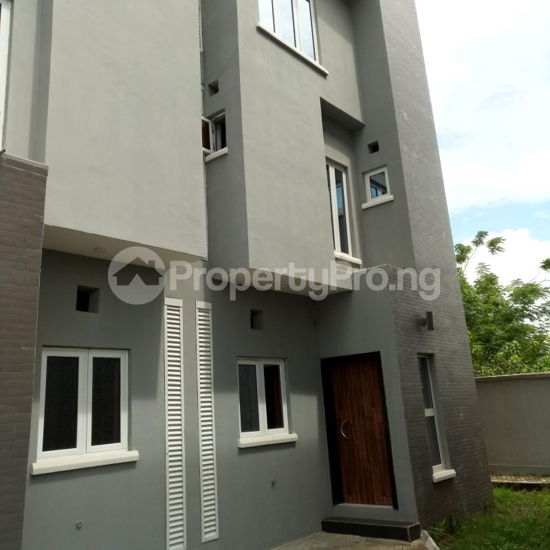 4 bedroom Terraced Duplex House for sale Osborne Foreshore Estate Osborne Foreshore Estate Ikoyi Lagos - 1