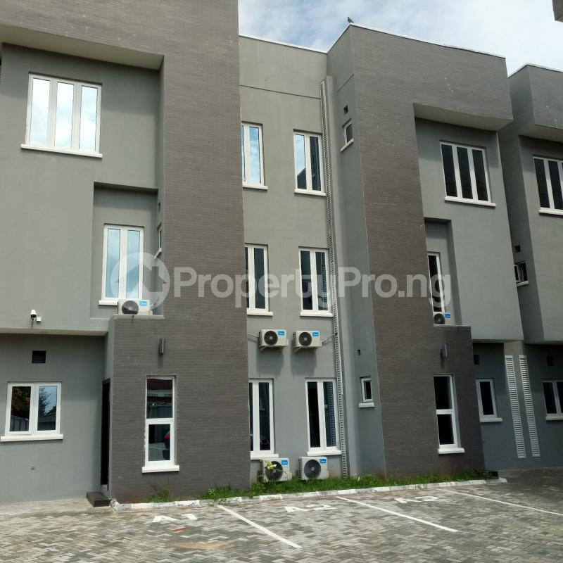 4 bedroom Terraced Duplex House for sale Osborne Foreshore Estate Osborne Foreshore Estate Ikoyi Lagos - 0