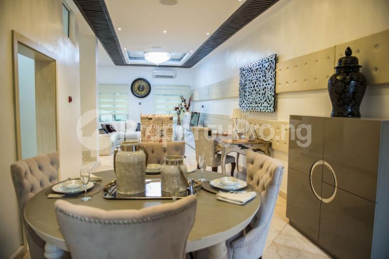 4 bedroom Terraced Duplex House for sale Milverton road, off alexander avenue Ikoyi Lagos - 7
