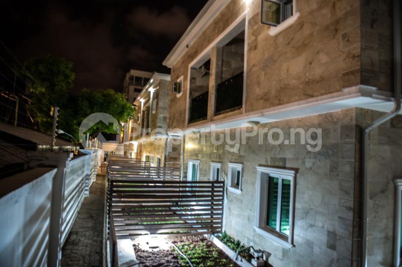 4 bedroom Terraced Duplex House for sale Milverton road, off alexander avenue Ikoyi Lagos - 2