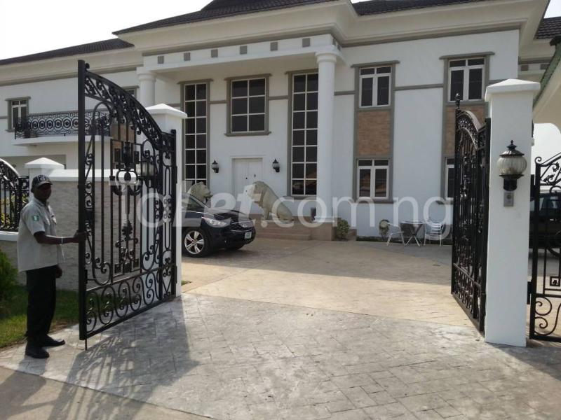 6 bedroom House for sale Royal Gardens Estate  Off Lekki-Epe Expressway Ajah Lagos - 5