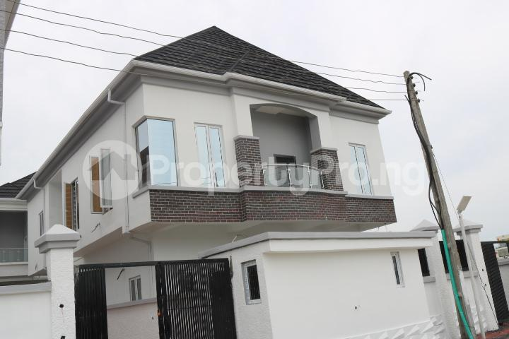 5 bedroom Detached Duplex House for sale Chevy View Estate Lekki Lagos - 3
