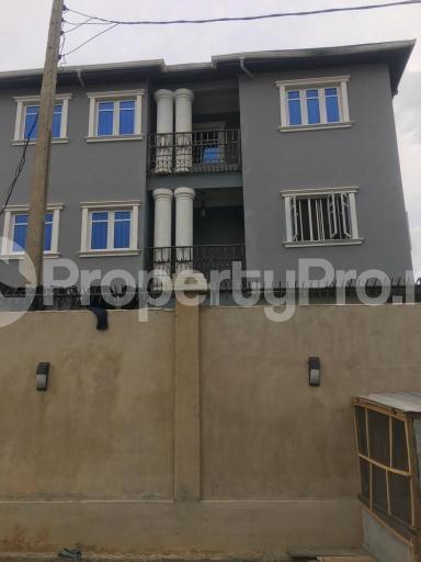 2 bedroom Block of Flat for rent Afolabi Brown Akoka Yaba Lagos - 1