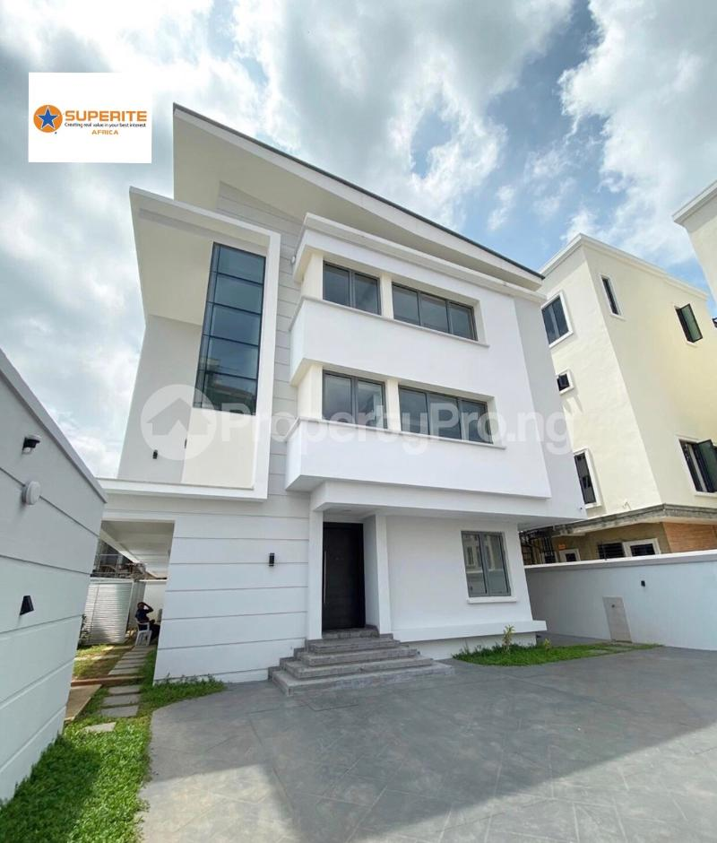 4 bedroom Detached Duplex House for sale Off banana island road  Old Ikoyi Ikoyi Lagos - 1