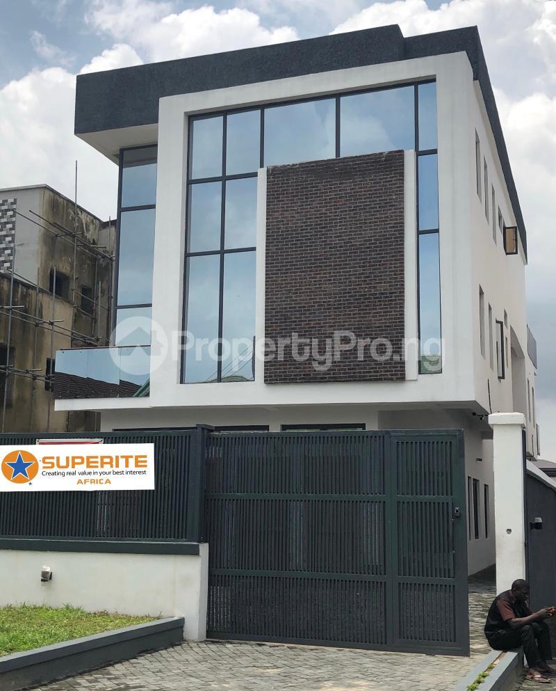 5 bedroom Detached Duplex House for sale Phase1  Lekki Phase 1 Lekki Lagos - 35