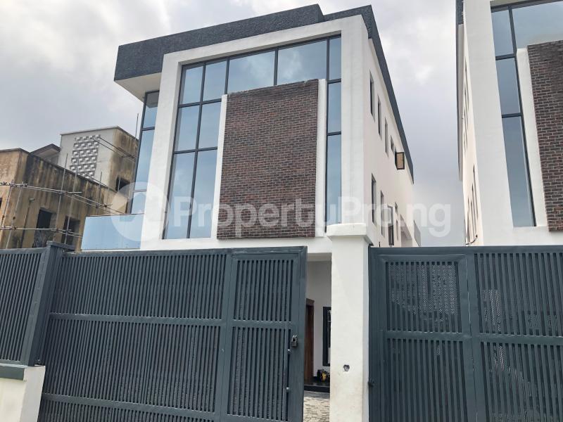 5 bedroom Detached Duplex House for sale Phase1  Lekki Phase 1 Lekki Lagos - 0
