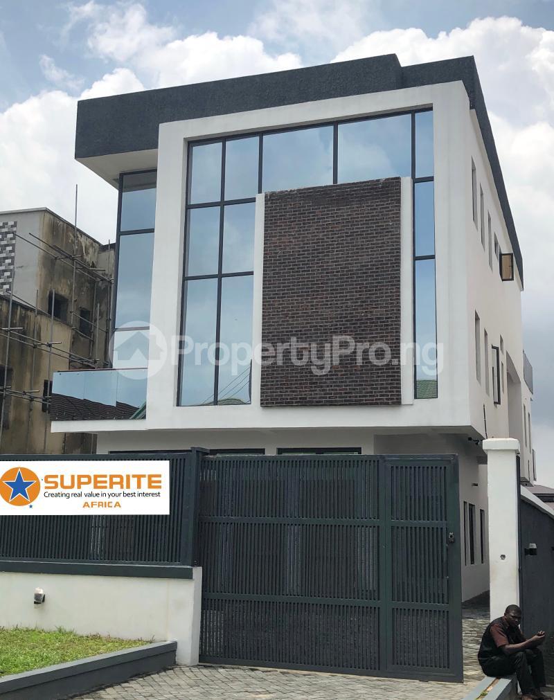 5 bedroom Detached Duplex House for sale Phase1  Lekki Phase 1 Lekki Lagos - 33