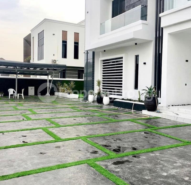 5 bedroom Detached Duplex House for sale Pinnock beach estate Osapa london Lekki Lagos - 22