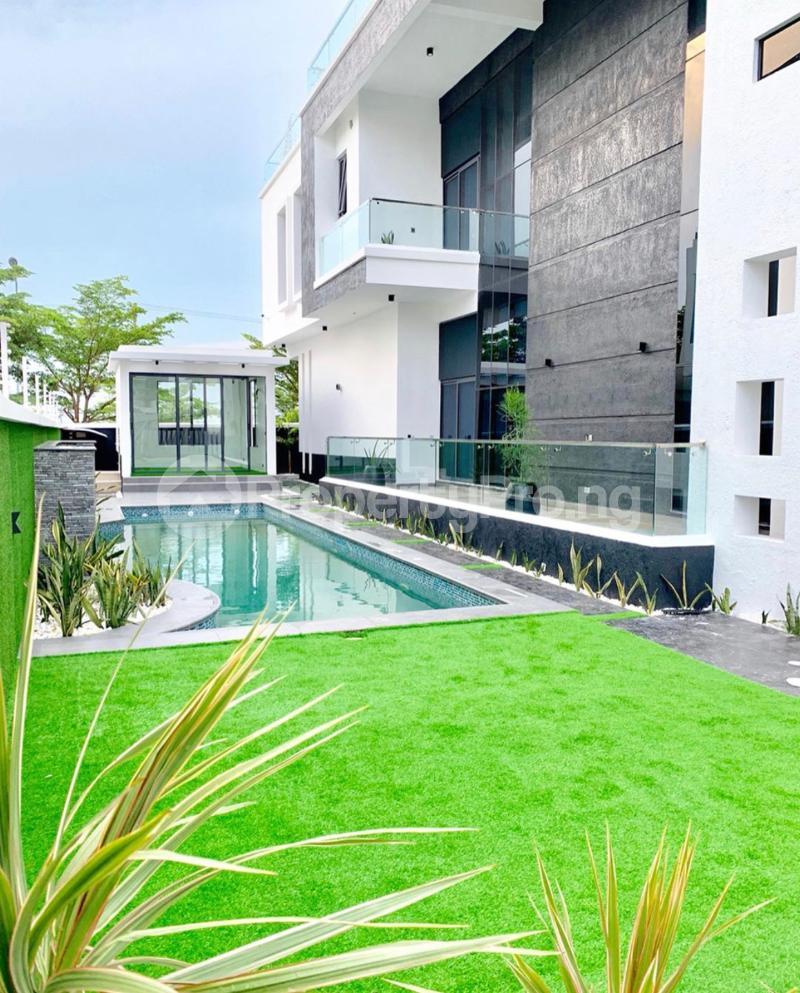 5 bedroom Detached Duplex House for sale Pinnock beach estate Osapa london Lekki Lagos - 1