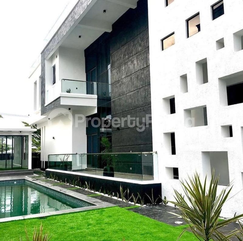 5 bedroom Detached Duplex House for sale Pinnock beach estate Osapa london Lekki Lagos - 21