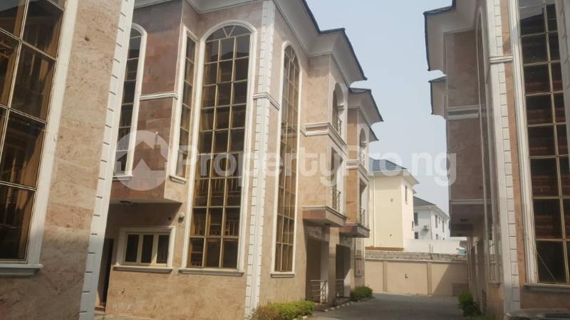 4 bedroom Detached Duplex House for rent --- Parkview Estate Ikoyi Lagos - 0