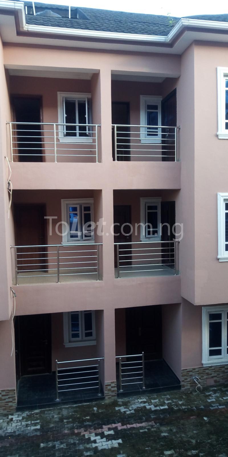 2 bedroom Blocks of Flats House for rent Robert Johnson Street Ado Ajah Lagos - 0