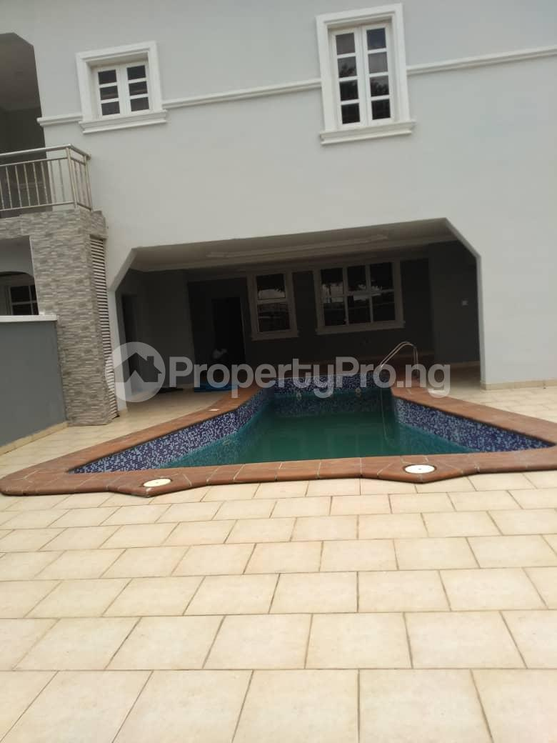 6 bedroom Detached Duplex House for sale Asokoro main, Asokoro Abuja Asokoro Abuja - 5