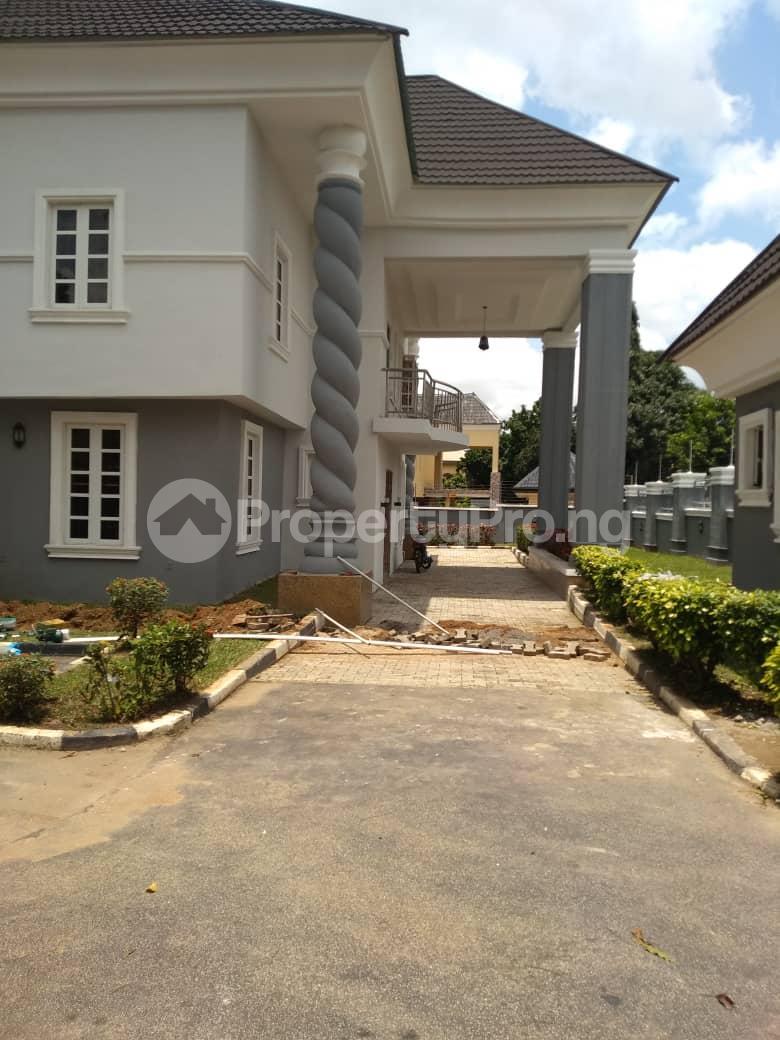 6 bedroom Detached Duplex House for sale Asokoro main, Asokoro Abuja Asokoro Abuja - 1