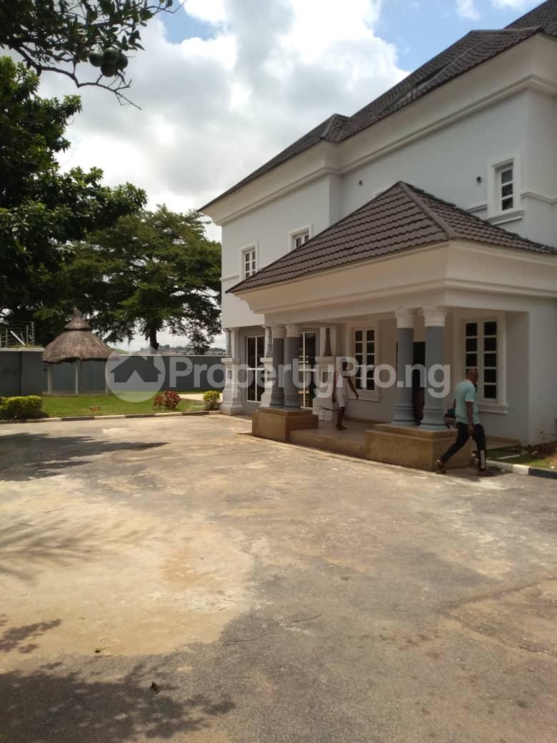 6 bedroom Detached Duplex House for sale Asokoro main, Asokoro Abuja Asokoro Abuja - 0