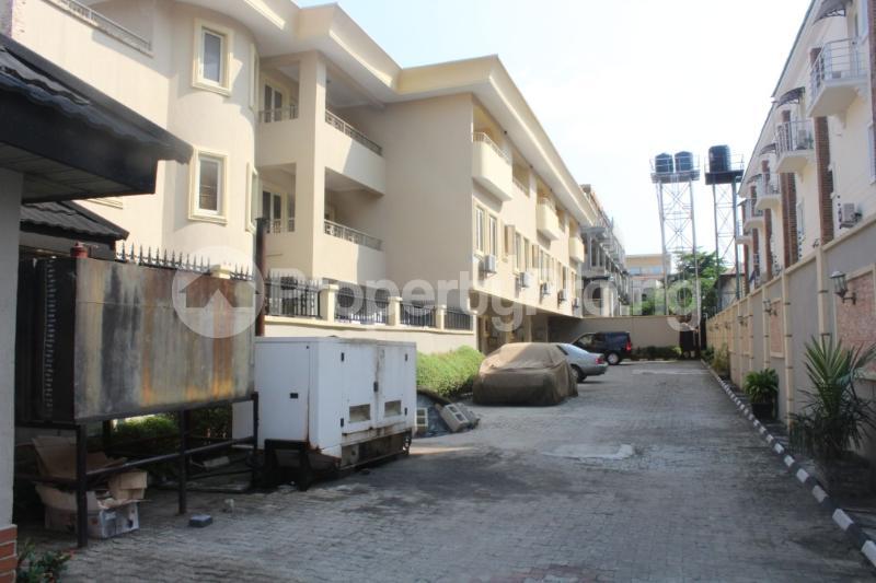 3 bedroom Terraced Duplex House for rent Oniru Estate Victoria Island Extension Victoria Island Lagos - 13