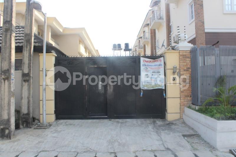 3 bedroom Terraced Duplex House for rent Oniru Estate Victoria Island Extension Victoria Island Lagos - 0