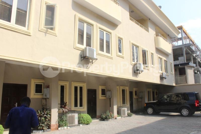 3 bedroom Terraced Duplex House for rent Oniru Estate Victoria Island Extension Victoria Island Lagos - 12