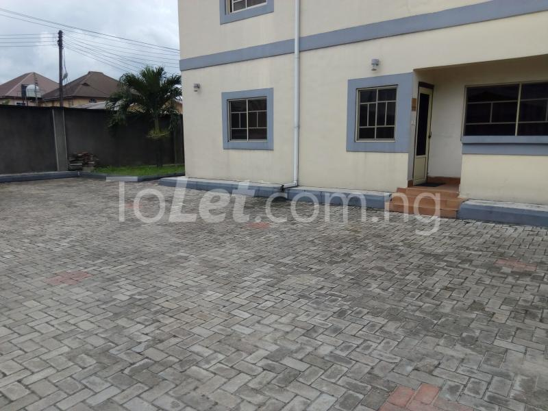 2 bedroom Shared Apartment Flat / Apartment for rent Rd Road Rumudara Shell Location Port Harcourt Rivers - 12