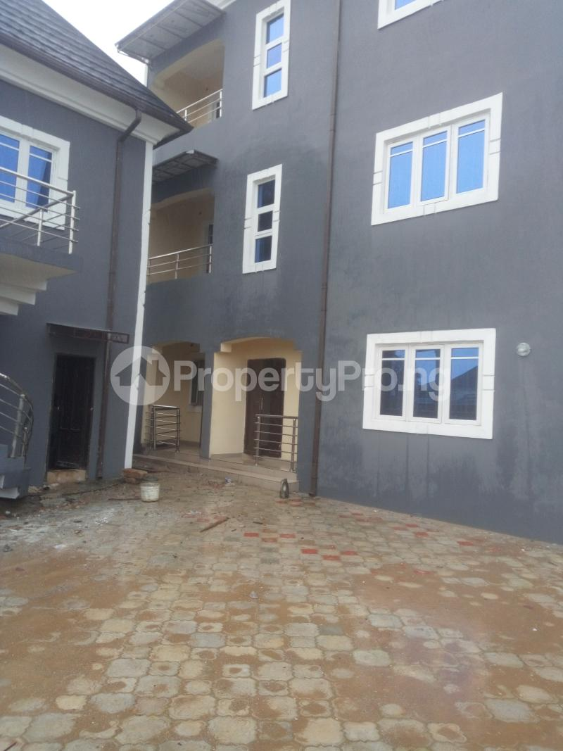 3 bedroom Shared Apartment Flat / Apartment for rent Shell cooperative Eliozu Port Harcourt Rivers - 0