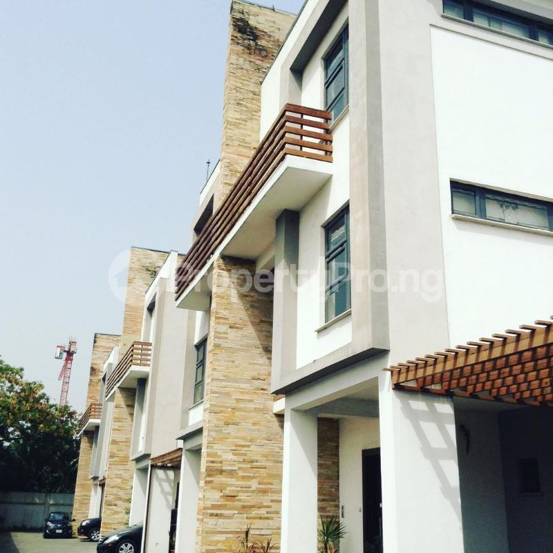 4 bedroom House for sale . Old Ikoyi Ikoyi Lagos - 0