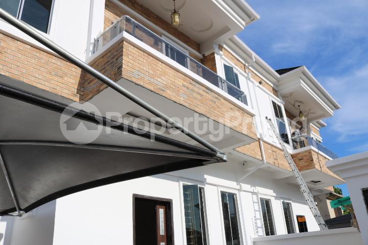 4 bedroom Semi Detached Duplex House for sale Agungi Lekki Lagos - 4