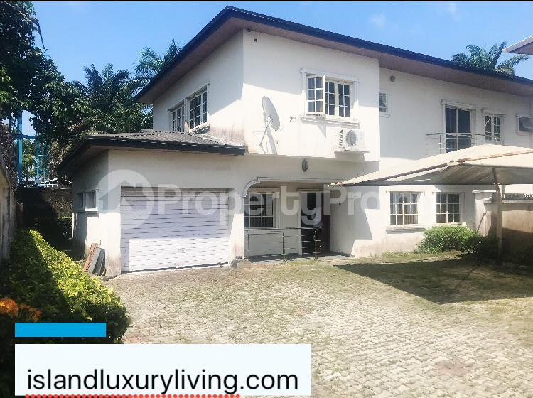 5 bedroom Detached Duplex House for rent Old Ikoyi Ikoyi Lagos - 0