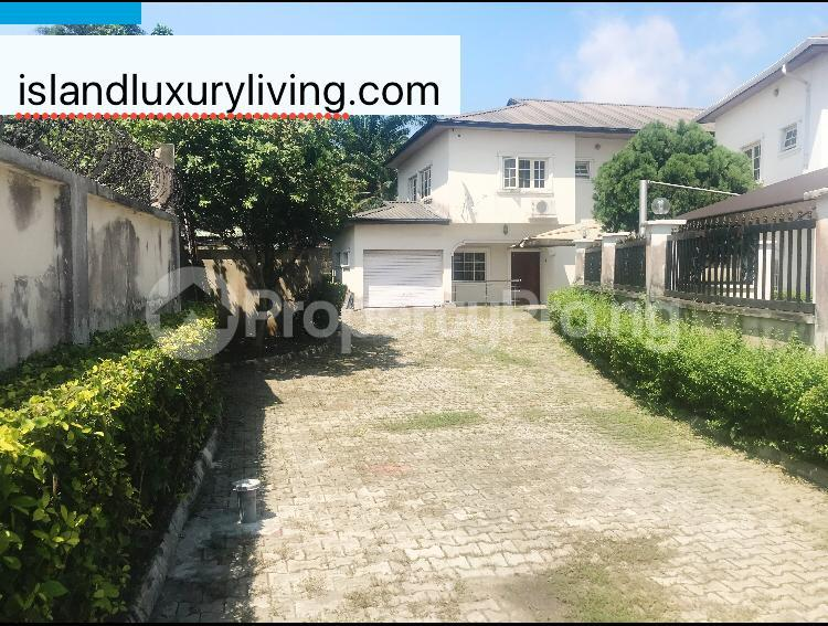 5 bedroom Detached Duplex House for rent Old Ikoyi Ikoyi Lagos - 1