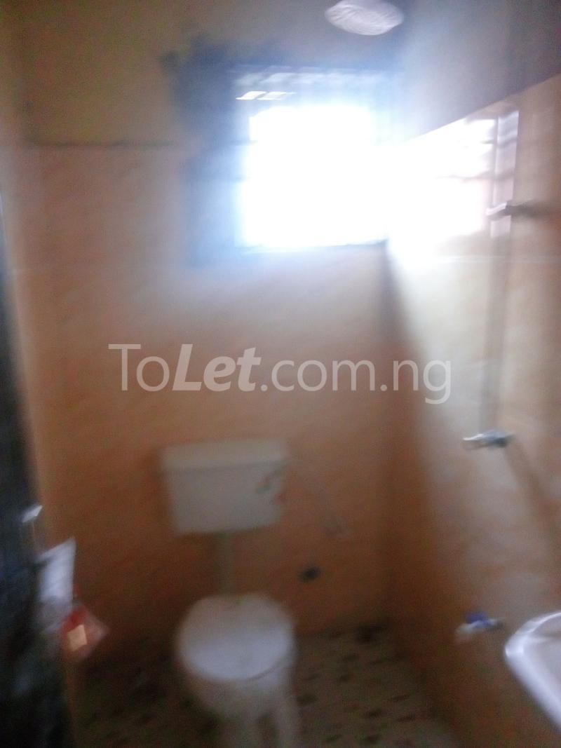 1 bedroom mini flat  Mini flat Flat / Apartment for rent Off Haruna street , College road Ifako-ogba Ogba Lagos - 1