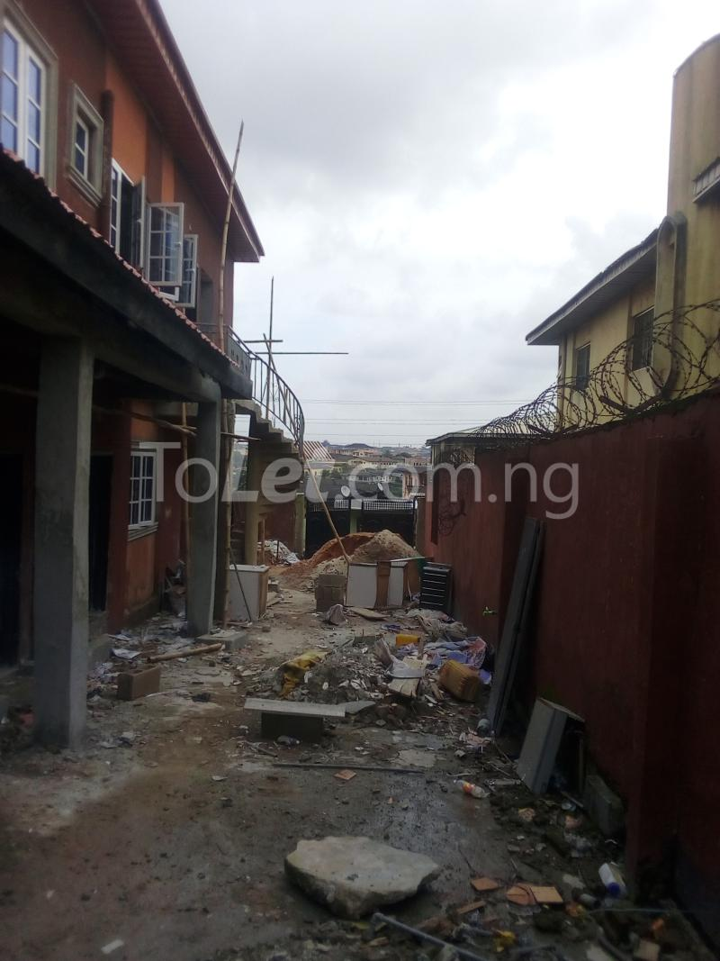 1 bedroom mini flat  Mini flat Flat / Apartment for rent Off Haruna street , College road Ifako-ogba Ogba Lagos - 0