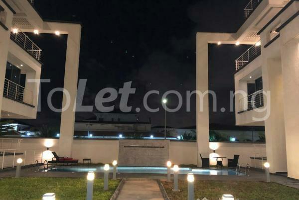2 bedroom Flat / Apartment for rent Off Sokoto street   Banana Island Ikoyi Lagos - 1