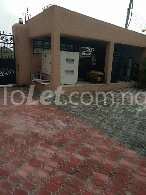 3 bedroom Flat / Apartment for rent Oba Elegushi Royal estate Jakande Lekki Lagos - 5