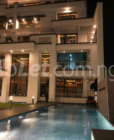 2 bedroom Flat / Apartment for rent Off Sokoto street   Banana Island Ikoyi Lagos - 0