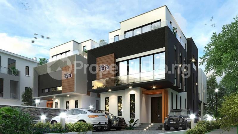 5 bedroom Detached Duplex House for sale Ladipo Omotesho Street Lekki Phase 1 Lekki Lagos - 15