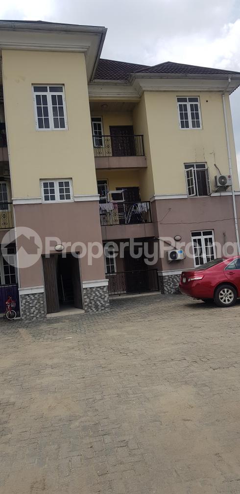 2 bedroom Flat / Apartment for rent RUMUIBEKWE Estate  Shell Location Port Harcourt Rivers - 0
