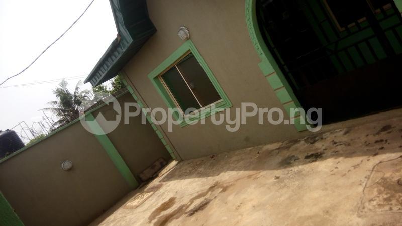 3 bedroom Detached Bungalow House for rent Alaja Road, Baba Lati Bus-Stop. Ayobo Ipaja Lagos - 0