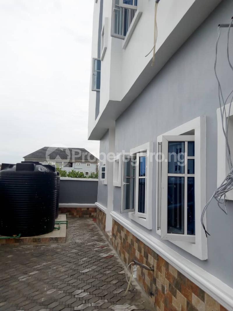3 bedroom Self Contain Flat / Apartment for rent Grandmate Ago palace Okota Lagos - 0