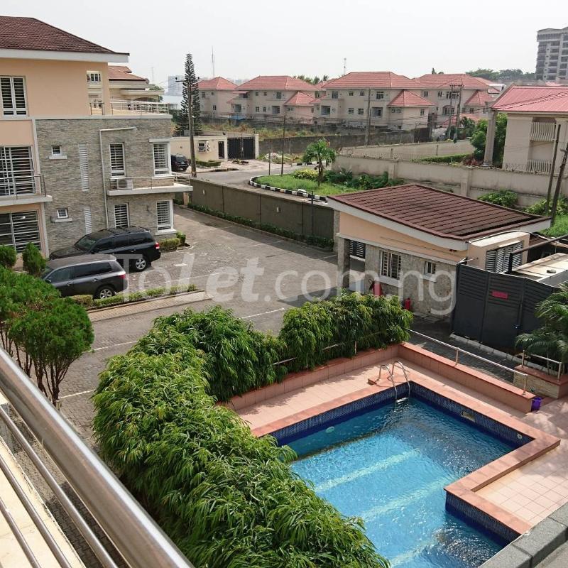 3 bedroom Flat / Apartment for rent Ogun Street  Osborne Foreshore Estate Ikoyi Lagos - 3