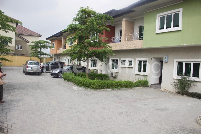3 bedroom Terraced Duplex House for rent Platinum way  Jakande Lekki Lagos - 0
