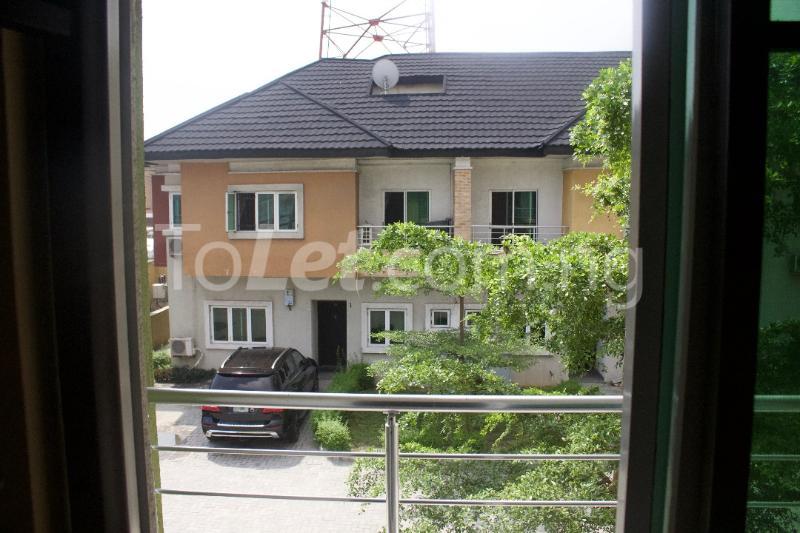 3 bedroom Terraced Duplex House for rent Platinum way  Jakande Lekki Lagos - 12