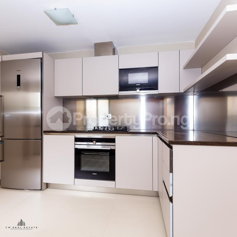 3 bedroom Terraced Duplex House for rent Banana Island Ikoyi Lagos - 1