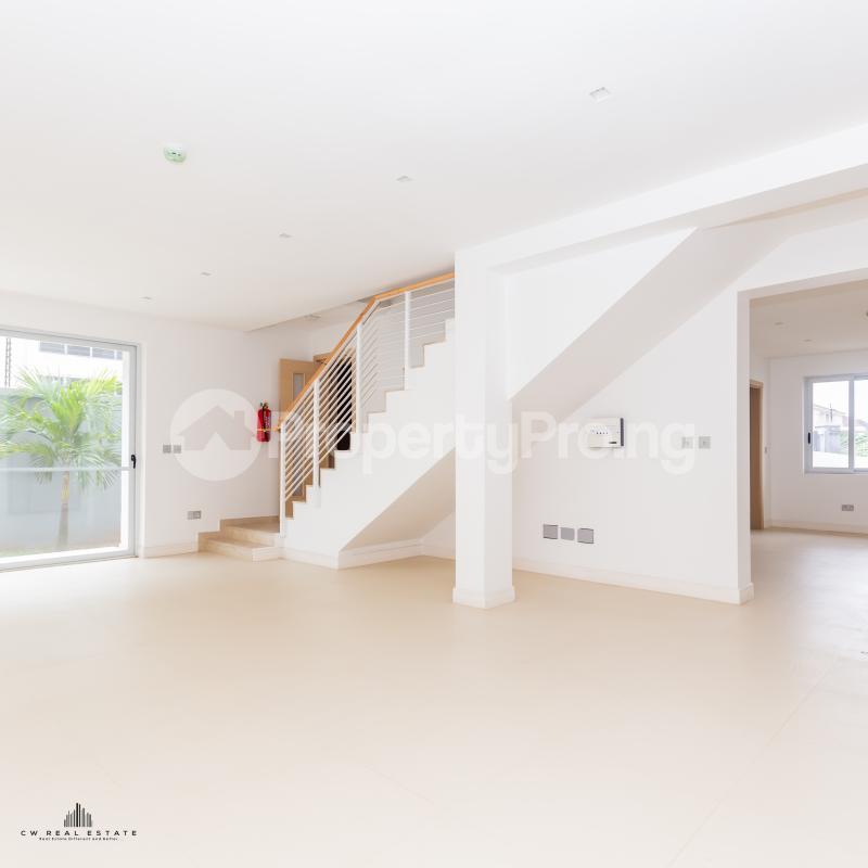 3 bedroom Terraced Duplex House for rent Banana Island Ikoyi Lagos - 0