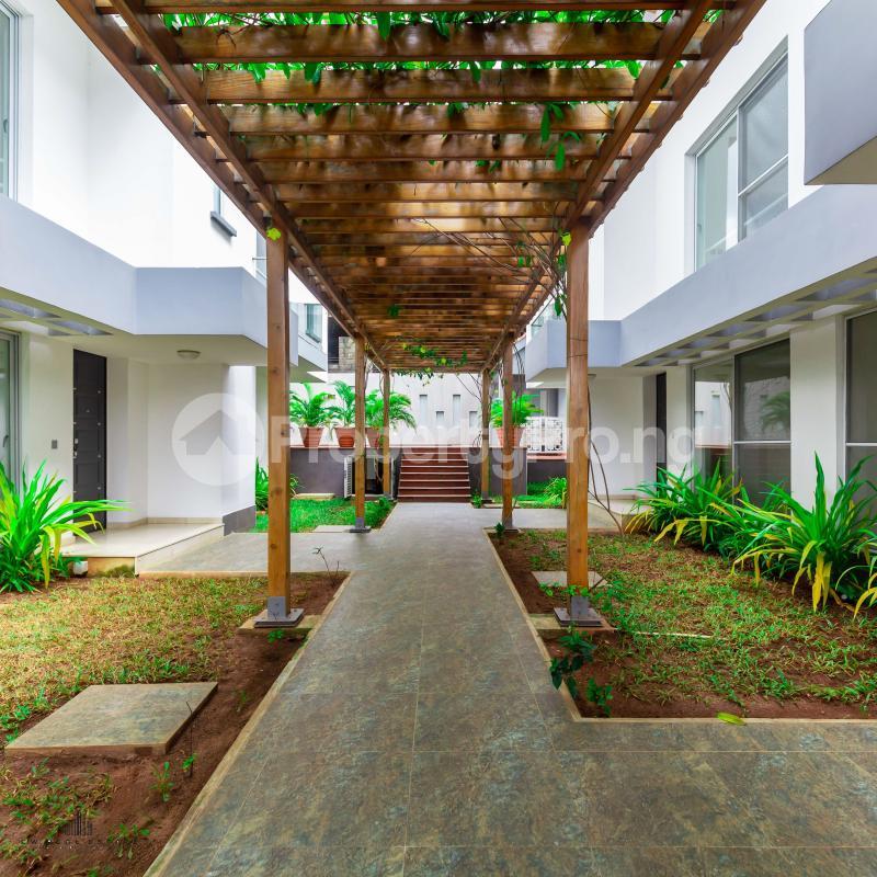 3 bedroom Terraced Duplex House for rent Banana Island Ikoyi Lagos - 4