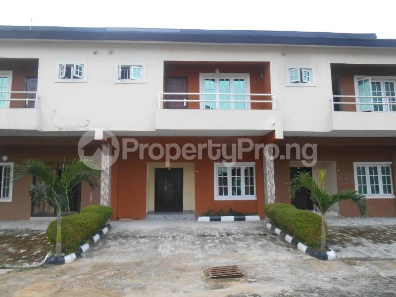 3 bedroom Terraced Duplex House for sale Lekki Gardens immediately after Abraham Adesanya Monastery road Sangotedo Lagos - 0