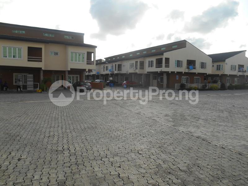 3 bedroom Terraced Duplex House for sale Lekki Gardens immediately after Abraham Adesanya Monastery road Sangotedo Lagos - 2