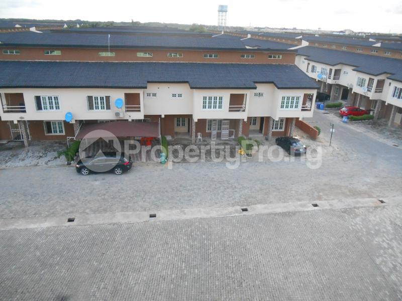 3 bedroom Terraced Duplex House for sale Lekki Gardens immediately after Abraham Adesanya Monastery road Sangotedo Lagos - 1